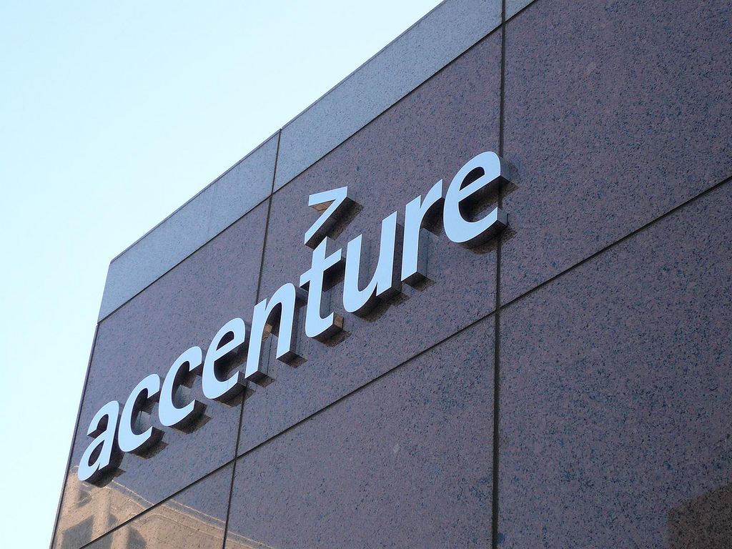 Accenture Building, City View Plaza, San Jose, USA. Image: Michael Gray, Flickr.