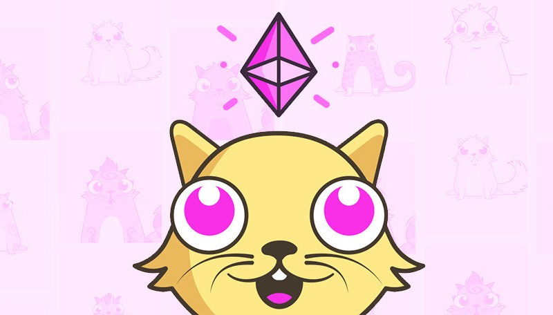 'Cryptokitties' have generated more than US$22 million in trade sales. PHOTO: cryptokitties.co