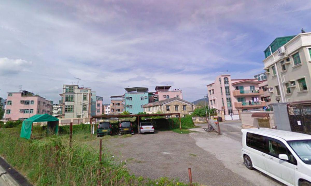 Pat Heung in Yuen Long, New Territories. Photo: Google Maps