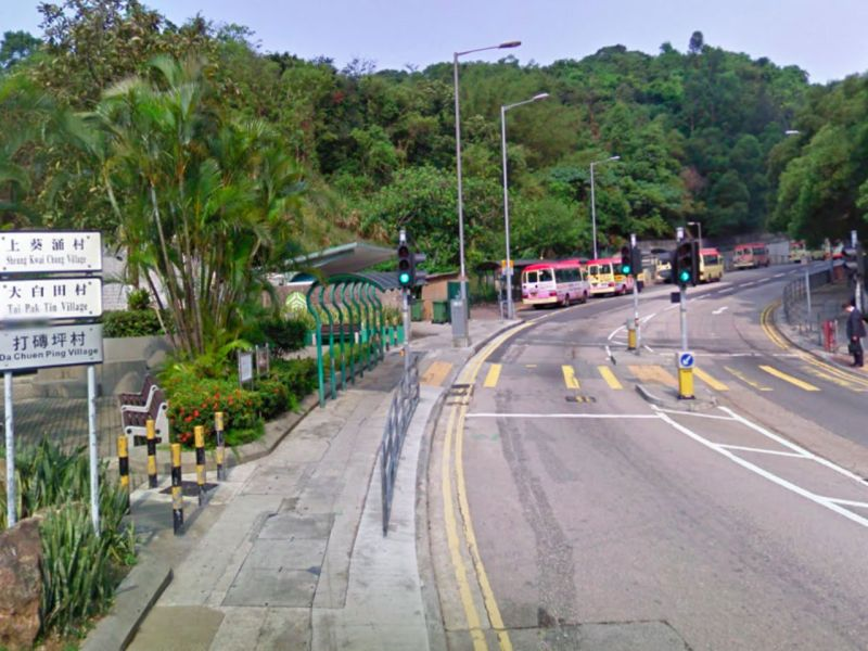 Tsuen Wan in the New Territories where the accident happened. Photo: Google Maps