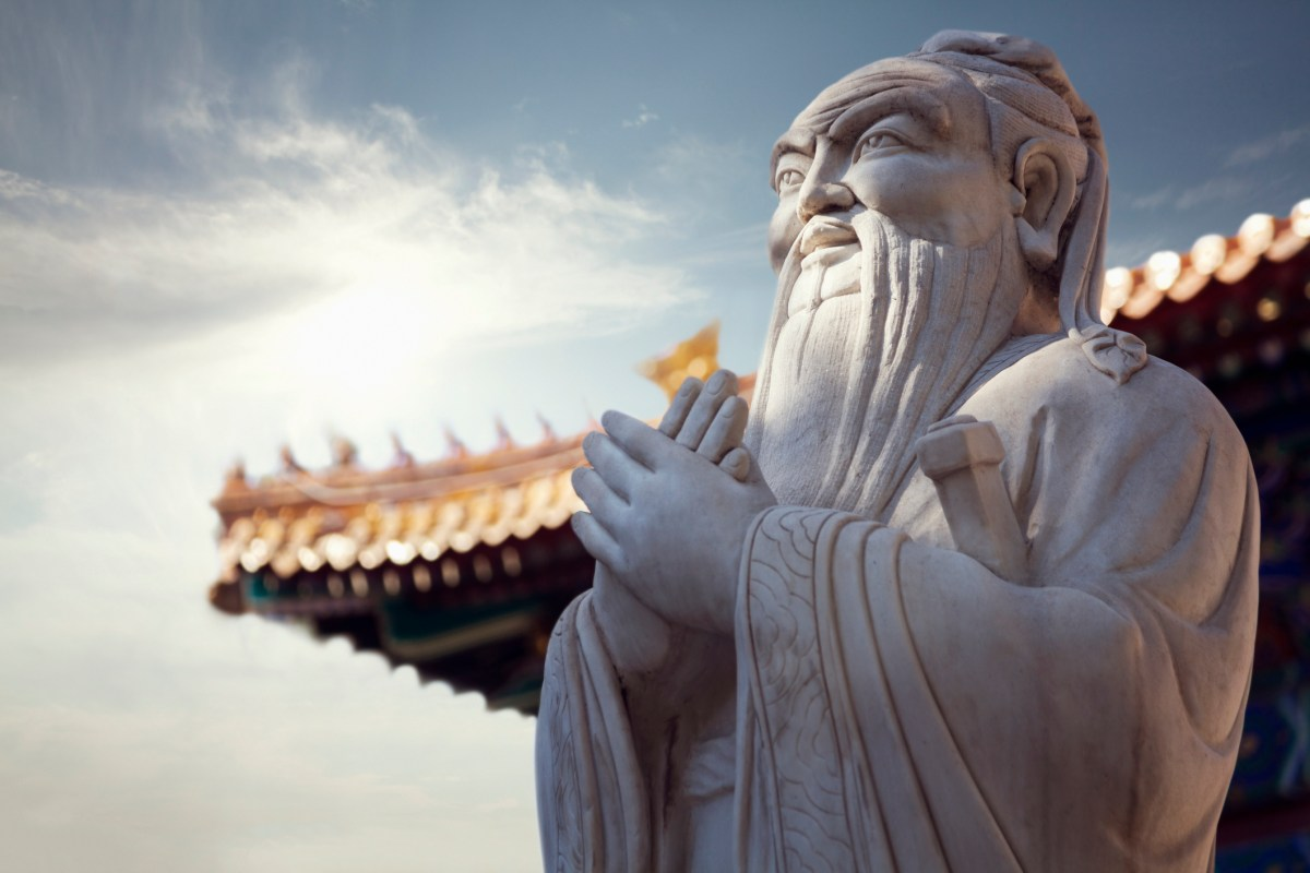 What would Confucius do? Photo: iStock