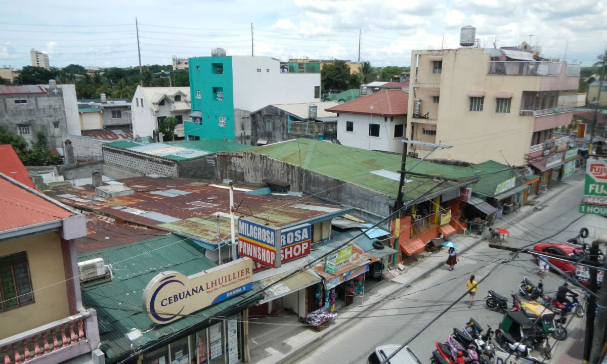 Dasmariñas City, Philippines. Photo: Wikimedia Commons, Ramon FVelasquez