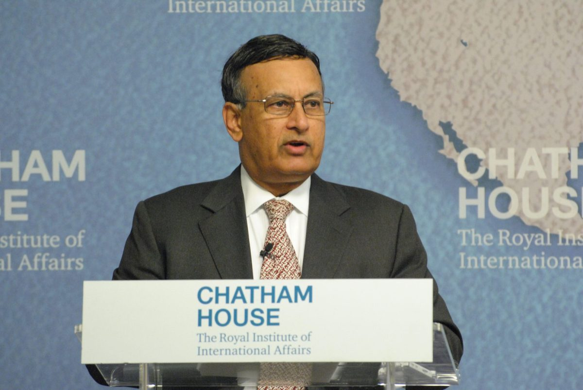 Husain Haqqani, former Pakistani ambassador to the US and a regional director of the Hudson Institute. Photo: Wikimedia Commons