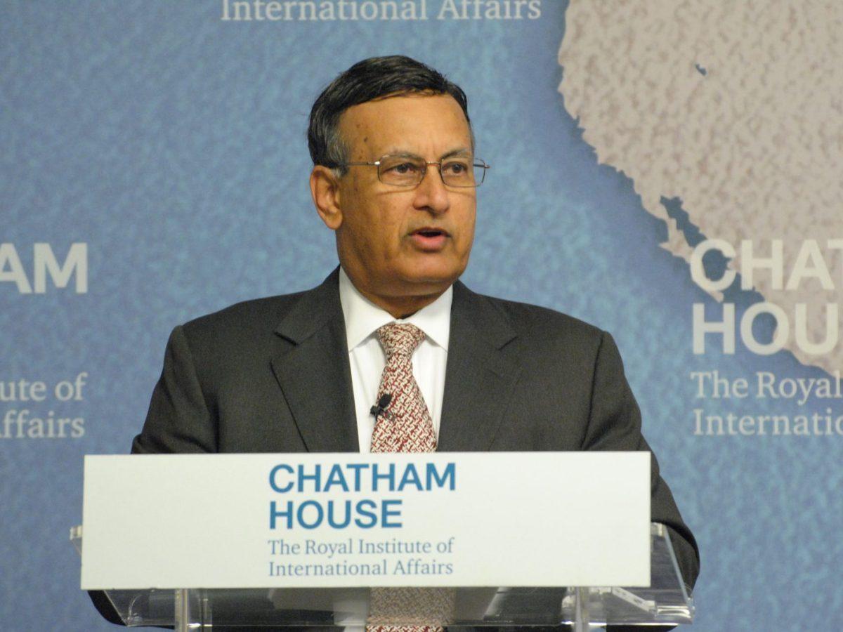 Husain Haqqani, former Pakistani ambassador to the US and a regional director of the Hudson Institute. Photo: Wikimedia Commons
