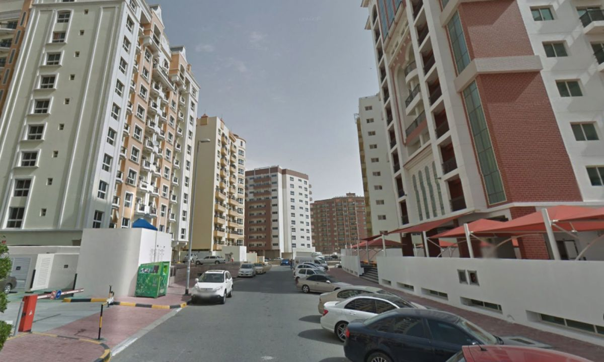 International City in Dubai where the incident took place. Photo: Google Maps