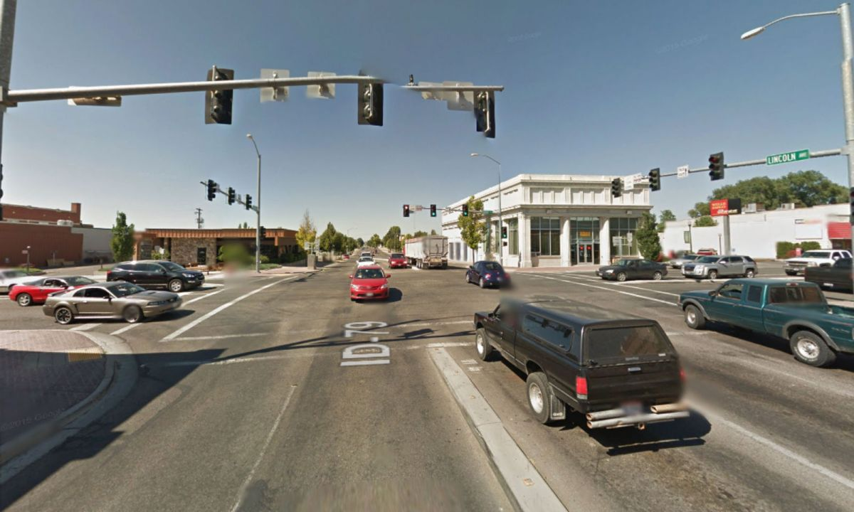 Jerome, Idaho in the United States. Photo: Google Maps