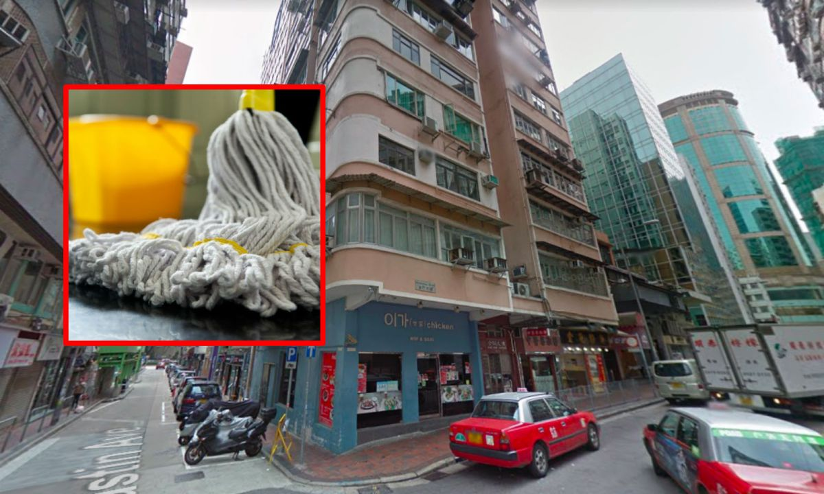 The Tsim Sha Tsui area in Kowloon where the incident took place. Photo: Google Maps, istockphoto