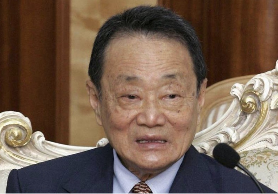 """Sino-Malaysian billionaire Robert Kuok, known as the """"Sugar King"""", is at the center of a debate on political party funding. Photo: Reuters"""