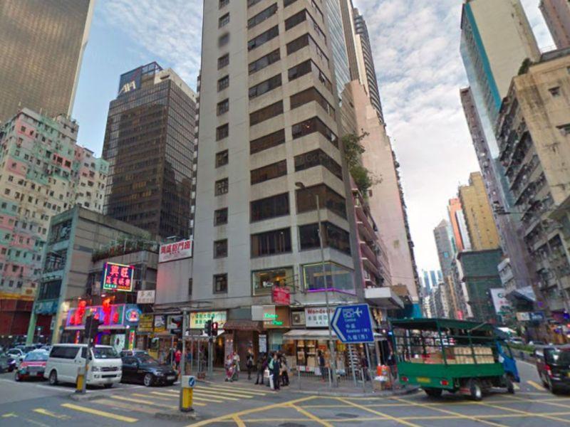 Wan Chai, Hong Kong Island Photo: Google Maps