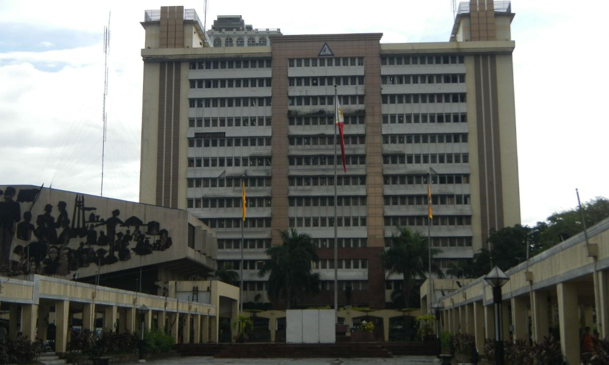 Quezon City Hall. Photo: Wikimedia Commons, Judgefloro