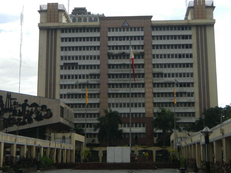 Quezon City Hall. Photo: Wikimedia Commons, Judgefloro
