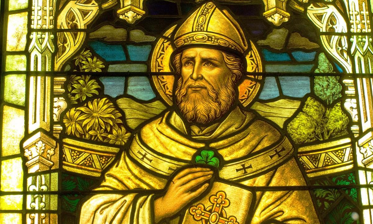 Saint Patrick. Photo: Thad Zajdowicz