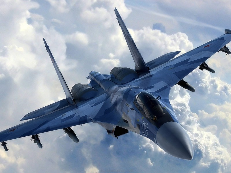 On top of its order for 24 Sukhoi Su-35 fighters, Beijing may purchase more if Moscow is willing to share more technologies. Photo: Wiki Commons