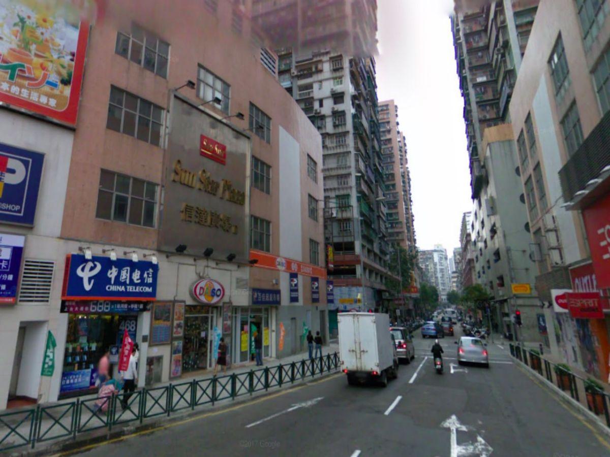Border Gate area, Macau. Photo: Google Maps