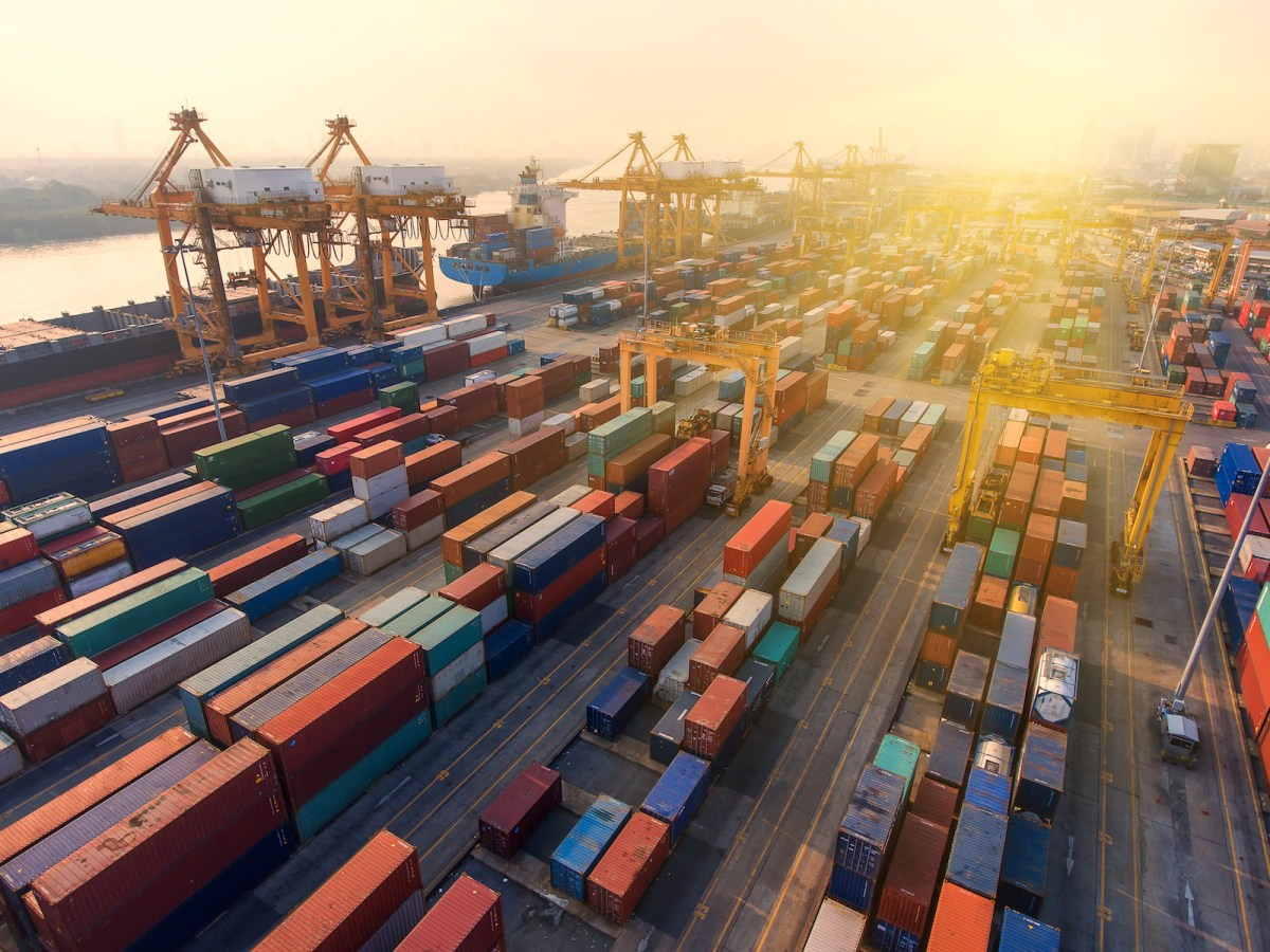 Japanese shipping company NYK is launching  a digital cash system that will allow its crews to manage, send and convert money into local fiat currencies. Photo: iStock