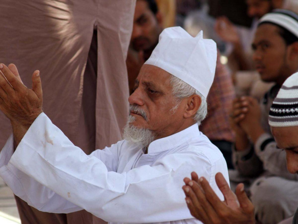 Muslims in Karachi are seen during Salat-e-Jumma (Friday prayers) in July 2016. Photo: iStock