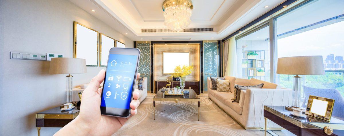 Smart home. Photo: iStock