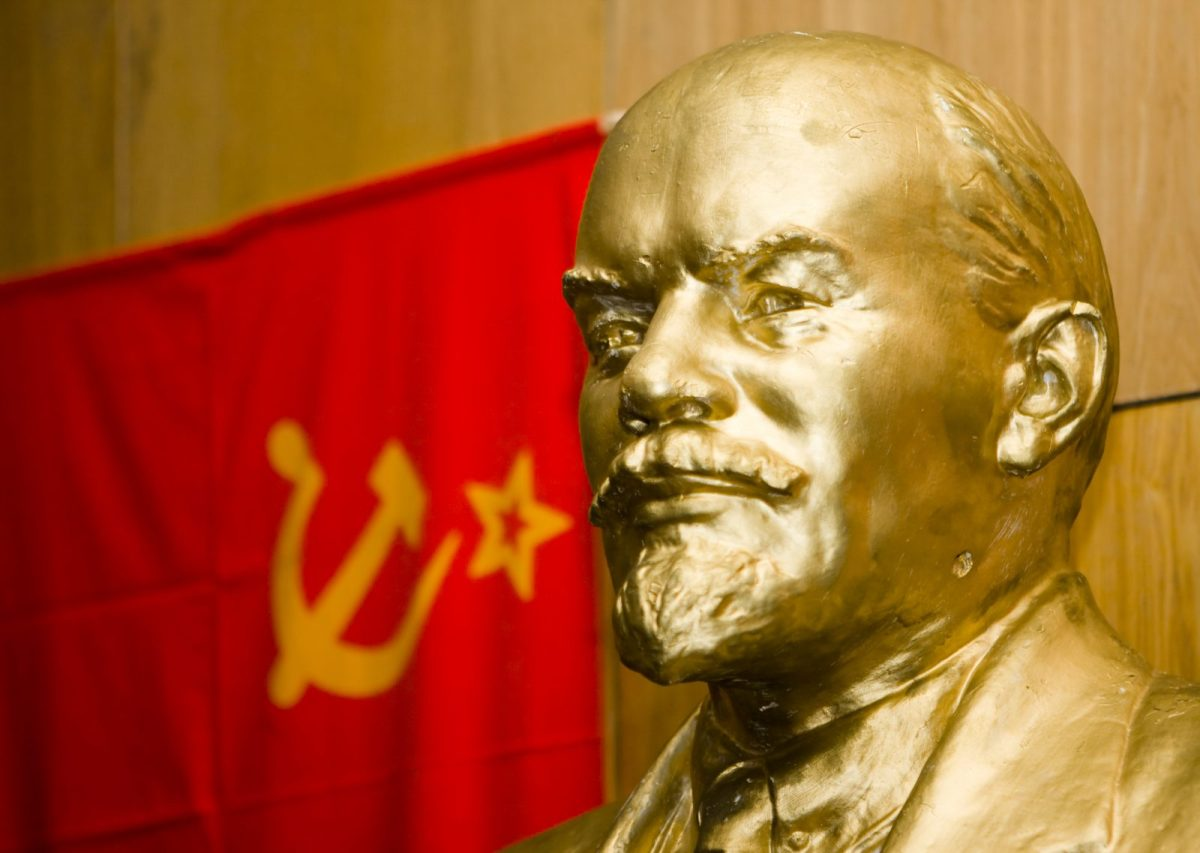A statue of Communist icon and Russian revolutionary Vladimir Lenin. Photo: iStock