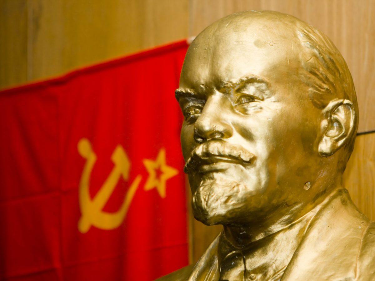 A statue of Communist icon and Russian revolutionary Vladimir Lenin. Photo: iStock
