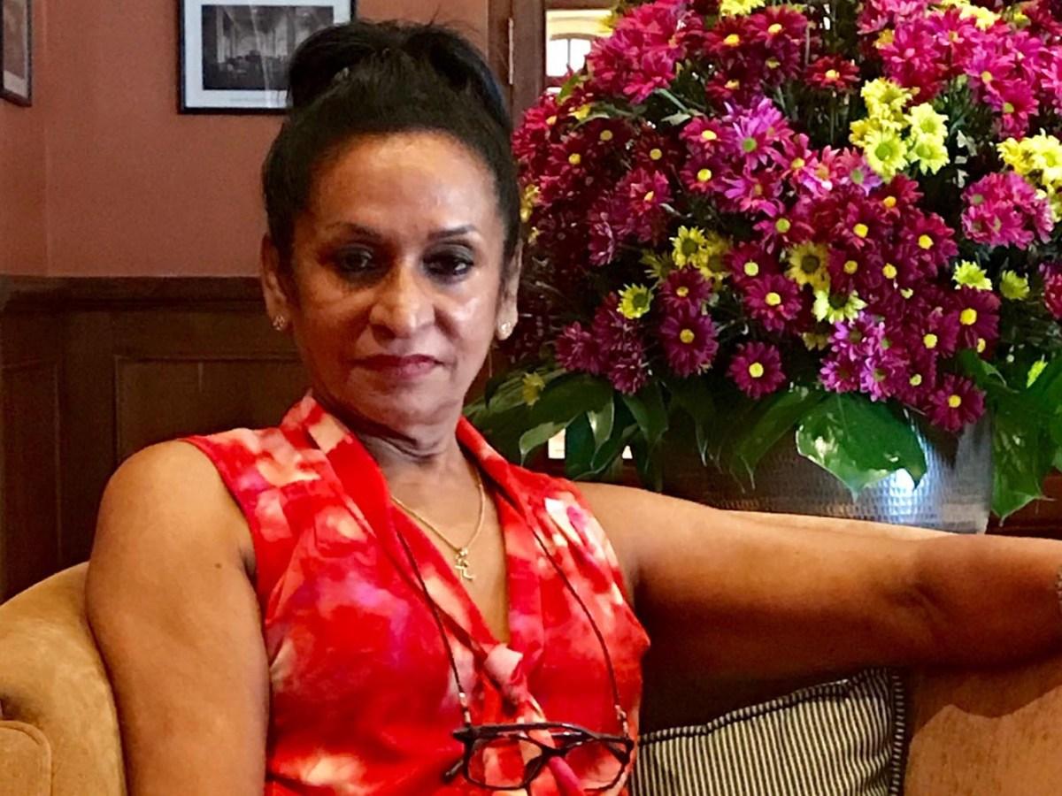 Justice Shiranee Tilakawardane has borne witness to a lifetime of strife in Sri Lanka. Photo: Julie Kessler