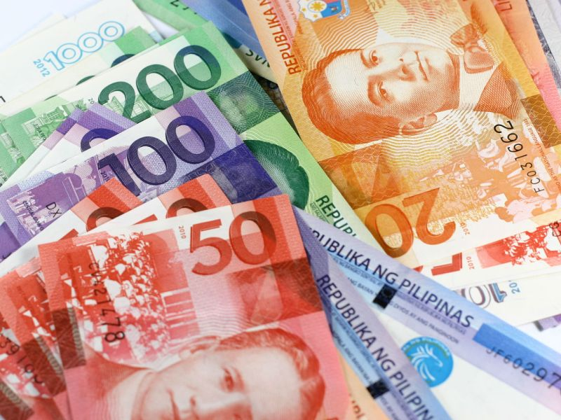The Philippine peso is said to be the worst-performing currency in Asia this year. Photo: iStock