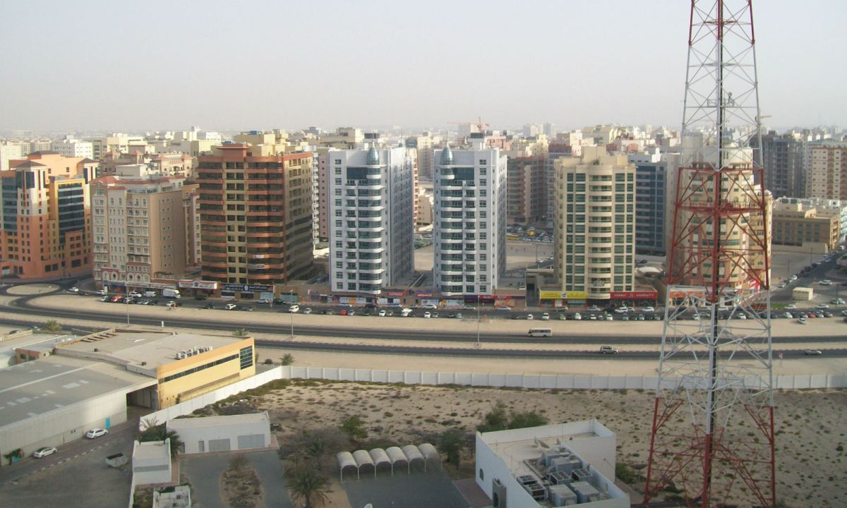 Al Qusais in Dubai. Photo: Wikimedia Commons/Bin Al Stroker