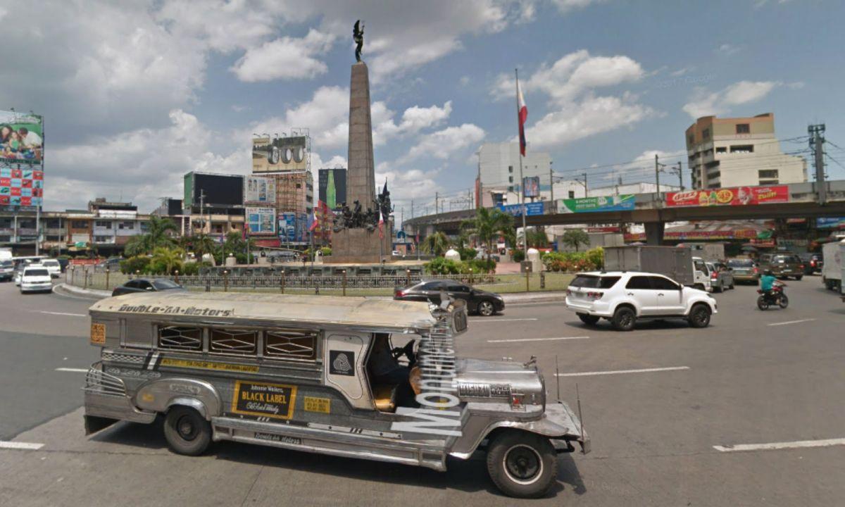 Caloocan City, Philippines. Photo: Google Maps