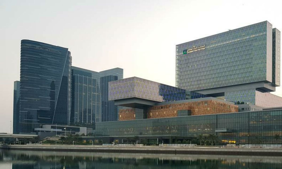 The Cleveland Clinic in Abu Dhabi where the transplant took place. Photo: Wikimedia Commons