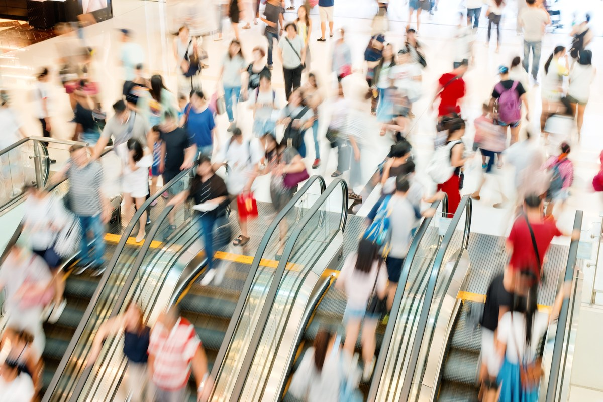Consumer spending in China has slowed. Photo: iStock