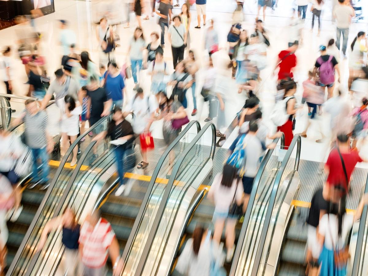 Consumer spending in China has slowed. Photo: iStock