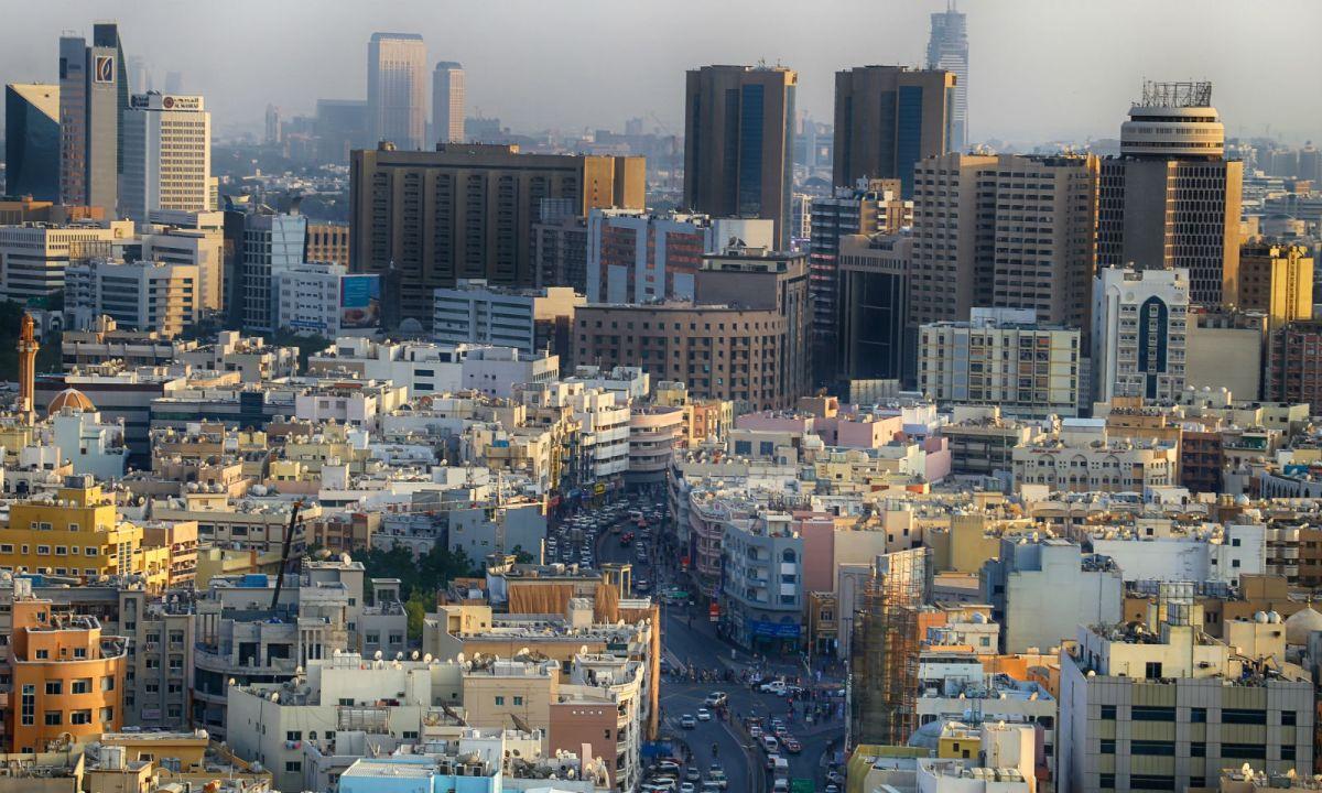 Dubai. Photo: Wikimedia Commons/Iwona Rege