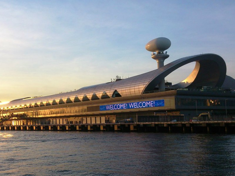 Paul Tse's suggestion to turn the Kai Tak Cruise Terminal into a columbaria did not impress Hong Kong legislators. Photo: Ceeseven, Wikimedia Commons