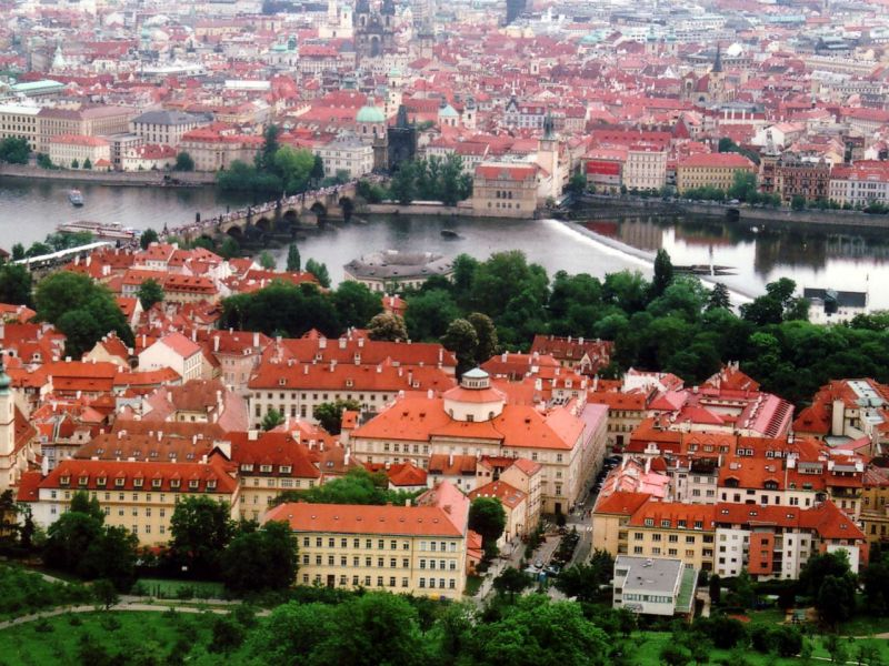 Prague, the capital of the Czech Republic. PHOTO: Wikimedia Commons/Petritap