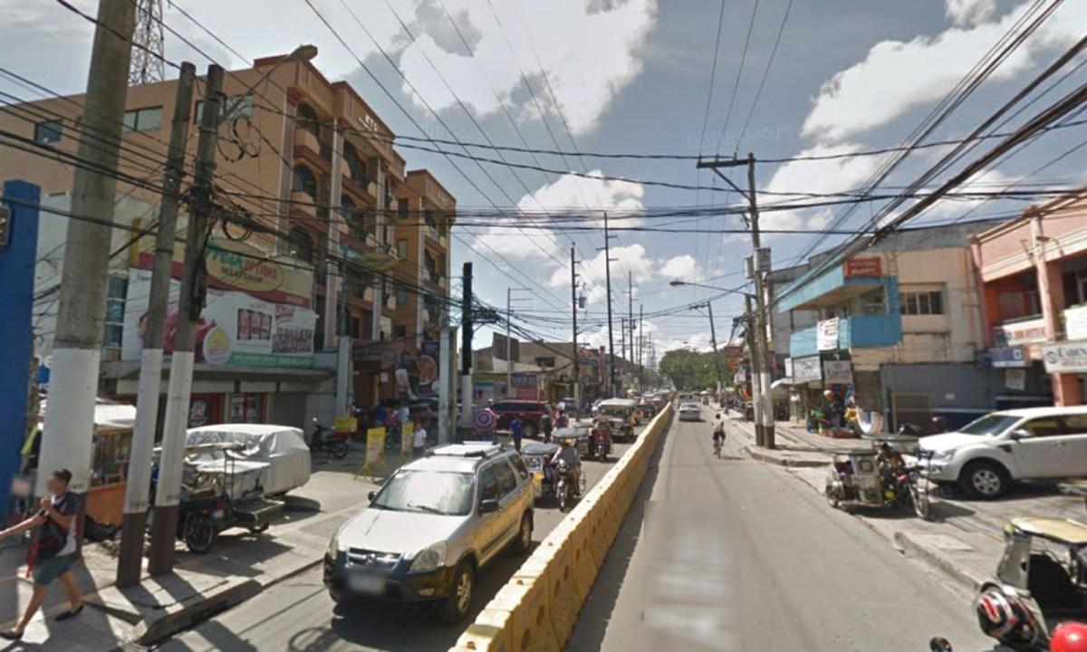 San Pedro, Laguna, Philippines. Photo: Google Maps