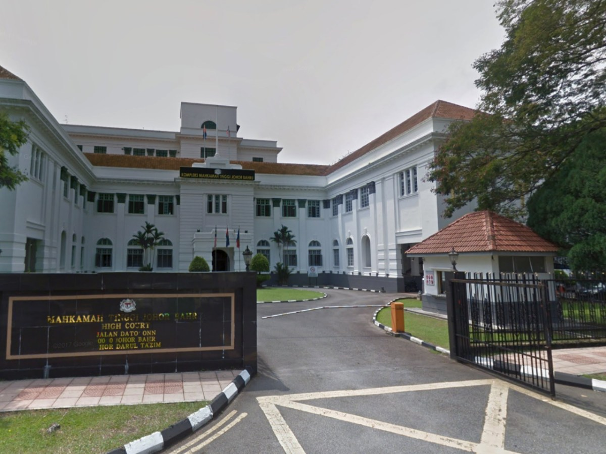 The High Court of Johor Bahru in Malaysia where the men were tried. Photo: Google Maps