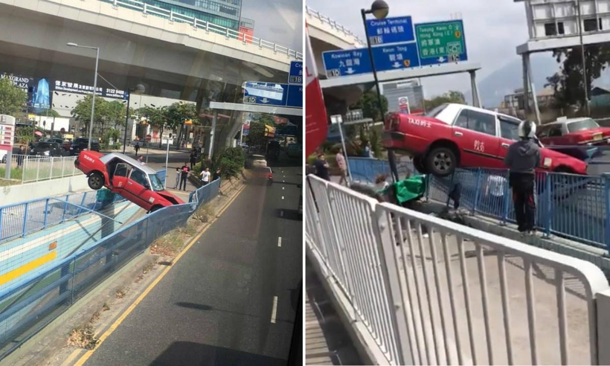 Kowloon Bay. Photos: Google Maps, Wa Pang, OpenCar@Facebook