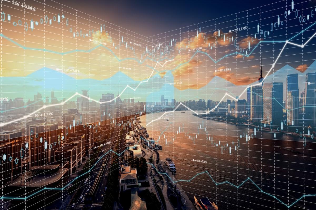 Shanghai, the financial hub of China. Photo: iStock