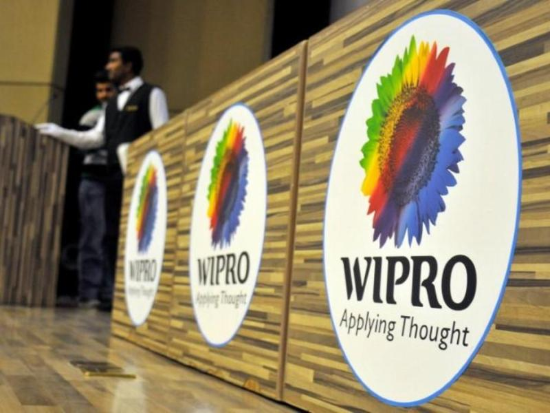 Wipro corporate office in Bangalore. Photo: Reuters