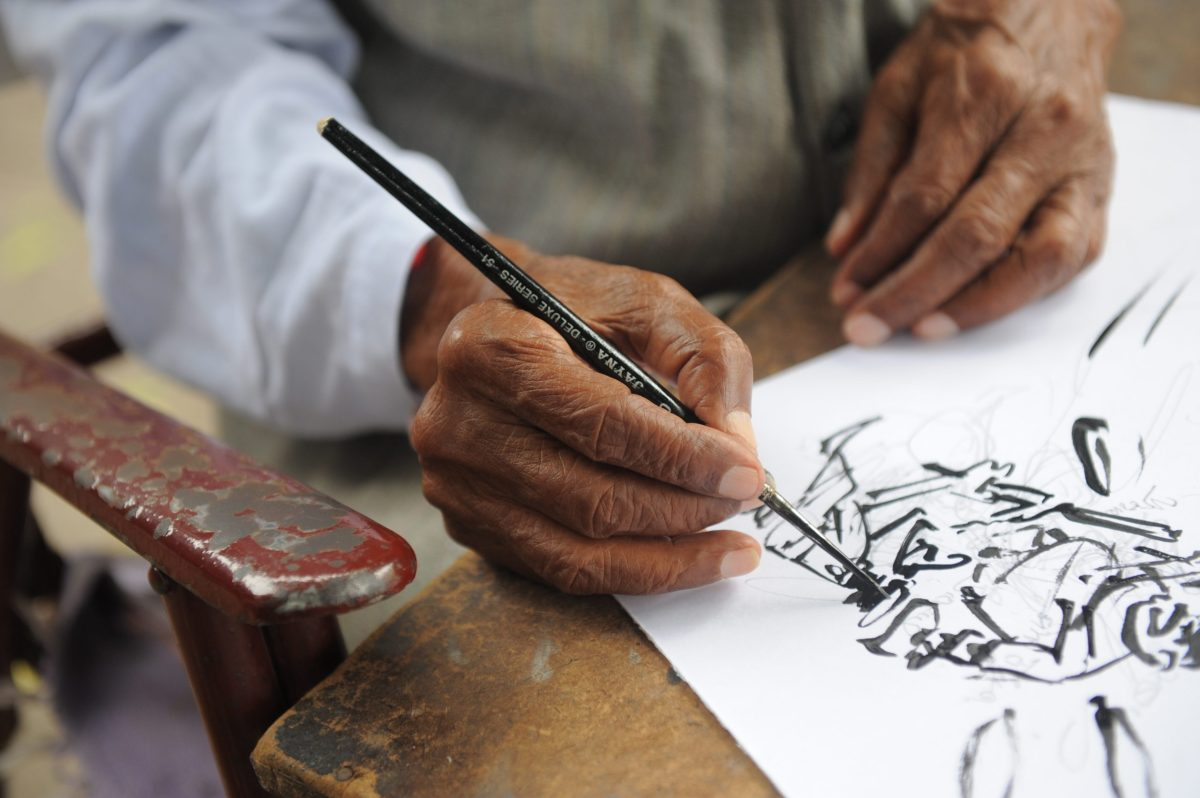 Since a cartoonist's task is to shape public opinion, the threshold for suing them for defamation must be much higher than that of other cases, Madras High Court Justice Swaminathan ruled. Photo: AFP/Sam Panthaky