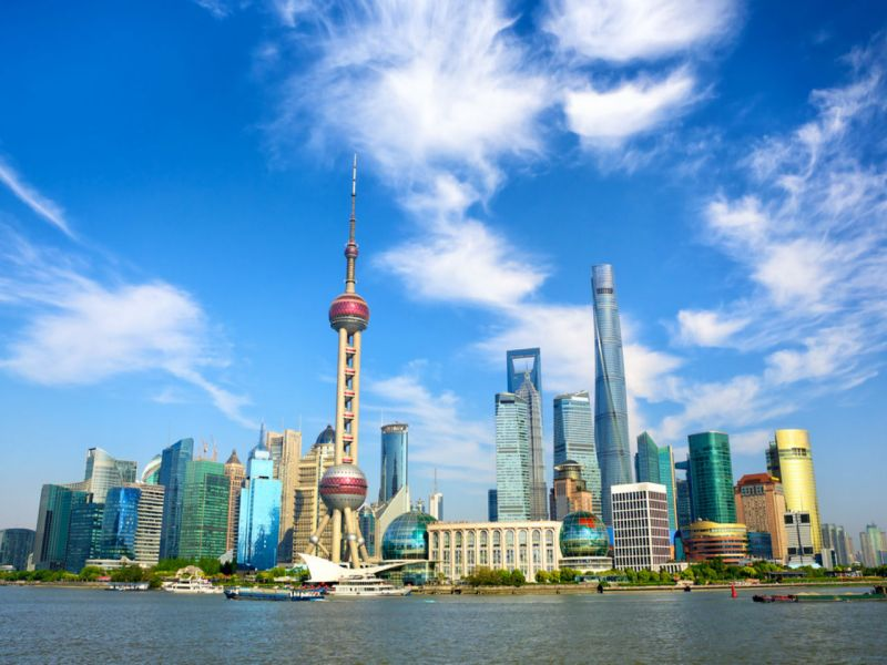 Shanghai in China. Photo: istockphoto