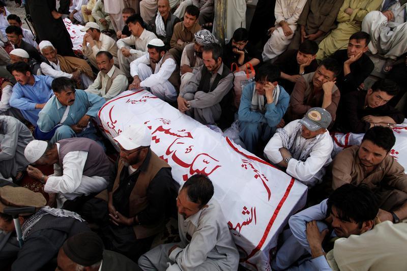 Hazara attacks in Pakistan. Photo: Reuters