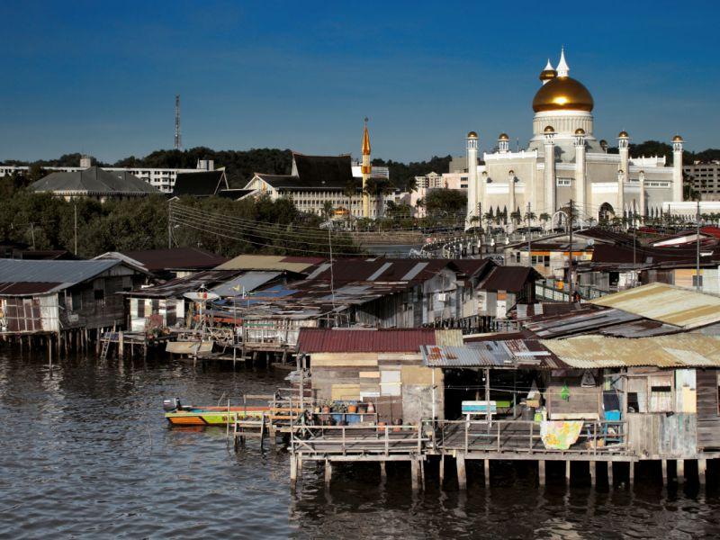 Brunei. Photo: iStock