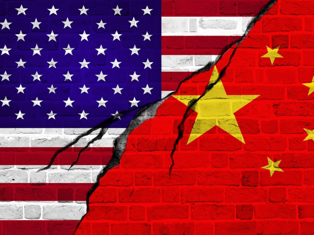 Trade tensions between the US and China continue to escalate. Illustration: iStock