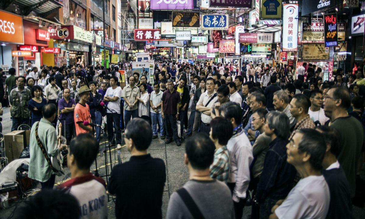 Mong Kok, Kowloon Photo: iStockphoto
