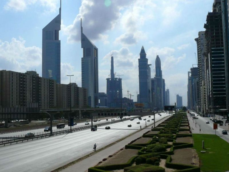Dubai. Photo: Wikimedia Commons