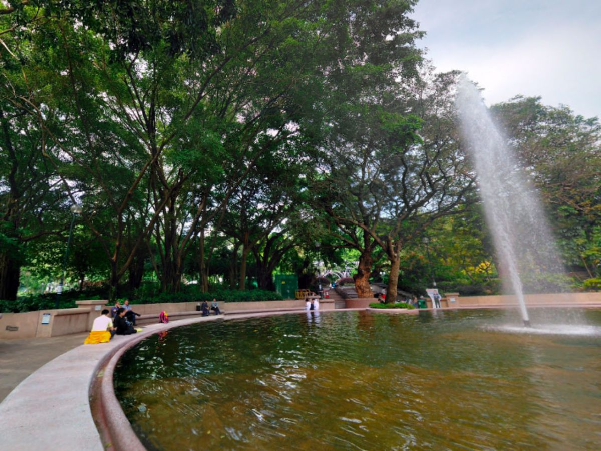 Kowloon Park in Tsim Sha Tsui. Photo: Google Maps
