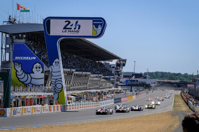 The 2017 24-Hours of Le Mans. Photo: WEC/Adrenal Media.