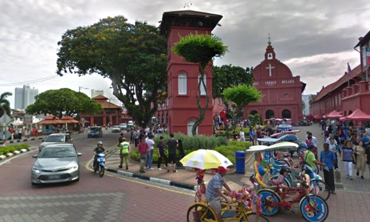 Melaka, Malaysia. Photo: Google Maps