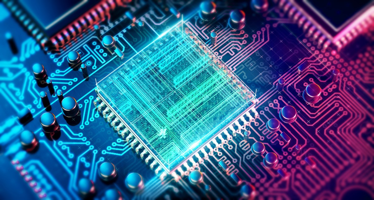A circuit board for smart devices. Photo: iStock