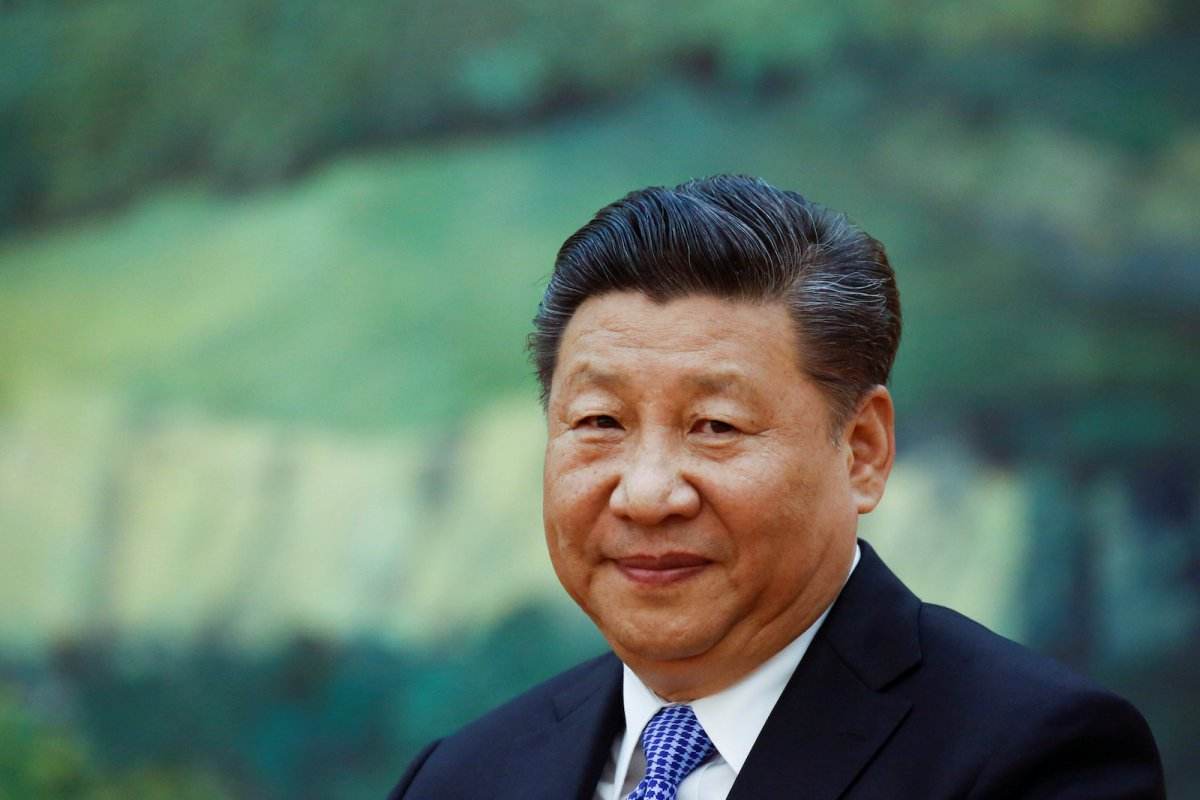 President Xi Jinping has an opportunity to take a key role in the global fight against US trade tariffs. Photo: Reuters / Thomas Peter